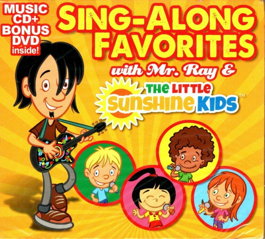 SING-A-LONG FAVORITES / VAR: SING-A-LONG FAVORITES - Music CD and Bonus DVD