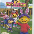 Sid the Science Kid: Sid Rock & Roll Easter with Puzzle (DVD)