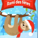 Sloth Rummy - Christmas Playing Cards Game - v1