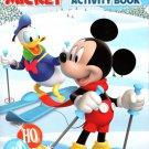 Disney Junior Mickey - Christmas Edition Holiday - Coloring & Activity Book - Ho Ho Ho to You!