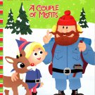 Rudolph - Christmas Edition Holiday - Coloring & Activity Book - A Couple of Misfits