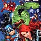 Marvel Avengers - Edition Holiday - Coloring & Activity Book - Seasons Greetings