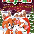 Christmas Play Pad Book - Jam-Packed with Coloring & Activity