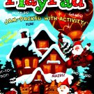 Christmas Play Pad Book - Jam-Packed with Coloring & Activity - v3