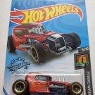 Hot Wheels 2020 Hw Dream Garage Mod Rod, Red 109/250