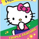 Hello Kitty Triple Feature DVD