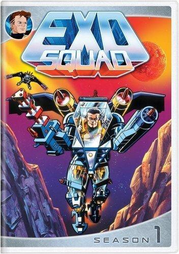 Exosquad: Season 1 DVD