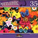Butterfly Meetup - 350 Pieces Jigsaw Puzzle