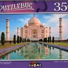 Taj Mahal in Sunrise Light - 350 Pieces Jigsaw Puzzle