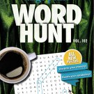 Large Print Word Hunt - All New Puzzles - Vol. 102