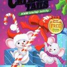 Christmas Holiday - Jumbo Coloring and Activity Book ~ Christmas Tails