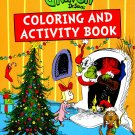 Christmas Holiday - Coloring and Activity Book ~ The Grinch Dr.Seuss - v2