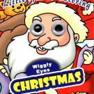 Vision.St Little Genius - Christmas Holiday - Wiggly Eyes Coloring Book - v3