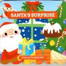 Santa's Surprise - Christmas Pop-Up Board Books