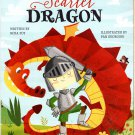 The Scarlet Dragon - A Story with Moral Values - Children's Book