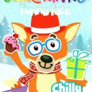 StickerTivity Funny Face - Chilly Giggles - Sticker Book