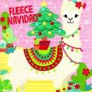 Colortivity - Christmas Holiday - Coloring and Activity Book ~ Fleece Navidad