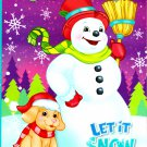 Colortivity - Christmas Holiday - Coloring and Activity Book ~ Let it Snow
