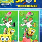 Nickelodeon SpongeBob Squarepants - Spot the Difference - Test Your Observation Skills!