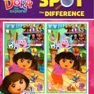 Nickelodeon Dora the Explorer - Spot the Difference - Test Your Observation Skills!