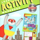 Learning Activity Workbook - Language Arts Grades K 1-2 - Grammar Spelling Vocabulary