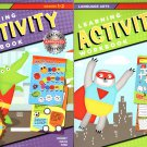 Learning Activity Workbook - Language Arts Grades K 1-2 and Math Grades K 1-2