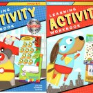 Learning Activity Workbook - Language Arts Grades K 1 and Math Grades K 1