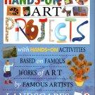 World of Wonder Activity Workbook - Hands - On Art Projects