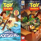 Disney Toy Story - To The Attic, Water Rescue - Comics Book - Issue 3, 4 (Set of 2 Books)