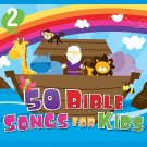 50 Bible Songs for Kids CD (m001)