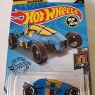 Hot Wheels 2020 Hw Dream Garage 2 Jet Z, Blue 1/250