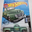 Hot Wheels 2020 Rod Squad '49 Ford F1, Green 120/250