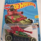 Hot Wheels 2020 Hw Ride-Ons Tanknator, 98/250