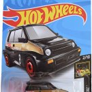 Mattel Hot Wheels '85 Honda City Turbo II 81/250, Black