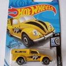 Hot Wheels 2020 Rod Squad '49 Volkswagen Beetle Pickup, Yellow 95/250