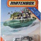 Matchbox Sea Spy [Blue] 84/100, MBX Coastal Series