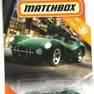 Matchbox 2020 MBX City #73/100 , 1956 Aston Martin DBR1 (Green)