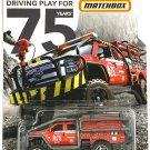 Matchbox Mattel 75th Anniversary, F0RD F-350 SuperDuty 82/100