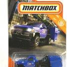Matchbox 2020 MBX City#10/100, MBX Garbage-Scout (Blue)