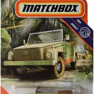 Matchbox 1974 Volkswagen Type 181 67/100, Jungle Series