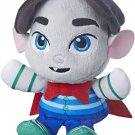 Netflix Super Monsters Drac Shadows Collectible Plush Toy Ages 3 & Up