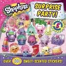 Shopkins Surprise Party! Sticker Book