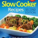 The 150 Best Slow Cooker Recipes Cookbook