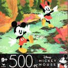 Disney Mickey Mouse - 500 Pieces Jigsaw Puzzle