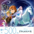 Disney Frozen II - 500 Pieces Jigsaw Puzzle