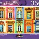 Elegant European Windows - 350 Pieces Jigsaw Puzzle