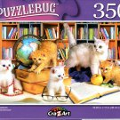 Library Lessons - 350 Pieces Jigsaw Puzzle