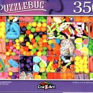 Candy Compartments - 350 Pieces Jigsaw Puzzle