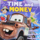 Time and Money Workbook (Disney Adventures in Learning) Grade 2