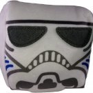 Storm Trooper Plush Mini Travel Pillow by Cubd Collectibles